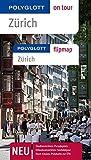 POLYGLOTT on tour Reiseführer Zürich: Flipmap