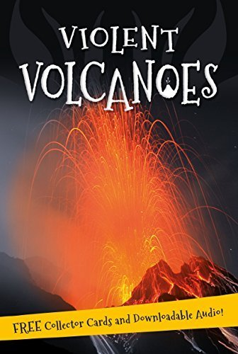 It's all about... Violent Volcanoes by Kingfisher (2015-07-02) par Kingfisher;