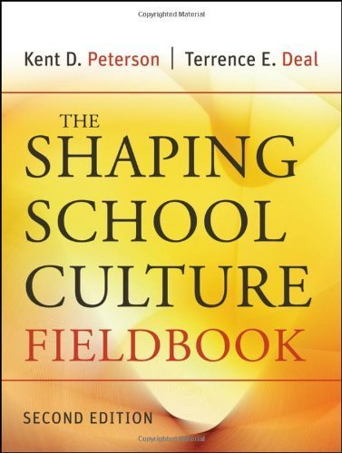 The Shaping School Culture Fieldbook 2nd by Peterson, Kent D., Deal, Terrence E. (2009) Paperback