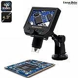 #10: Luzon Dzire digital microscope with 600X zoom, 4.3