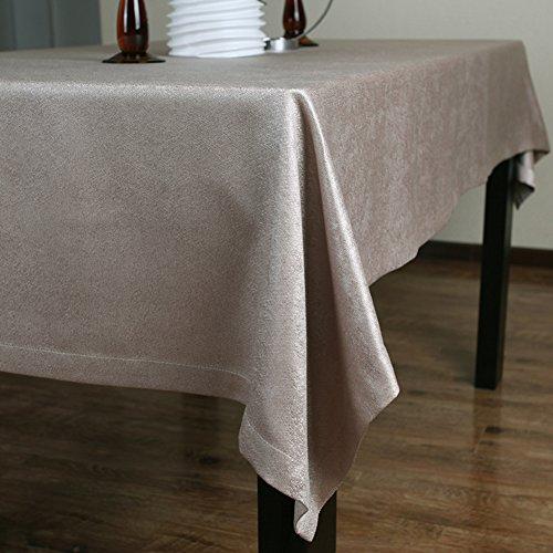 einfache Tischdecke/Chenille samt Tischdecke/Tischdecken/Tischdecke decke/Einfarbige Tischdecke/Tischdecke decke-C 130x200cm(51x79inch) (Chenille Samt Decke)