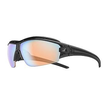 fa9a081a95107 Adidas Eyewear Unisex Evil Eye Half Rim Pro Sunglasses - Grey Matte ...