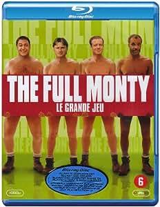 The Full Monty [Blu-ray] [Import belge]