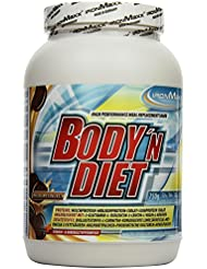 Ironmaxx Body'n Diet  Cookies & Cream, 1er Pack (1 x 0.75 kg)