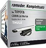 Rameder Komplettsatz, Dachträger WingBar EVO für Toyota Corolla Verso (114428-04854-21)
