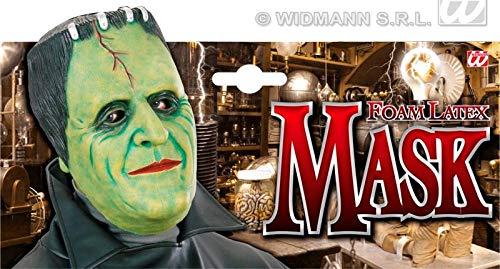 Preisvergleich Produktbild Frankenstein grüne Halloween Maske