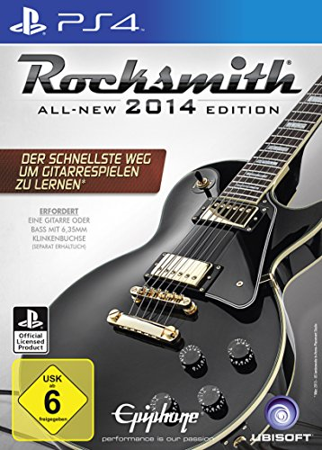 Rocksmith 2014 - [Playstation 4]