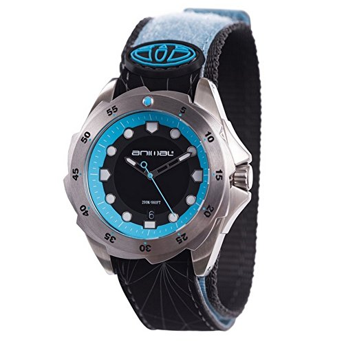 Animal-Mens-Marine-1-Contrast-Design-Watch