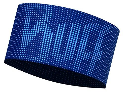 Original Buff Deep Logo Cinta de Pelo, Unisex Adulto, Azul Marino, Talla Única