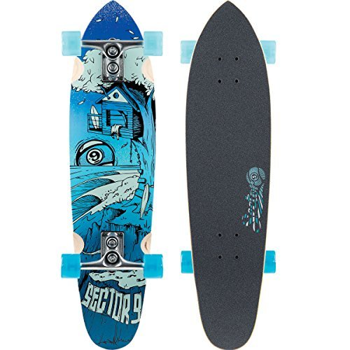 sector-9-getaway-complete-skateboard-blue-by-sector-9