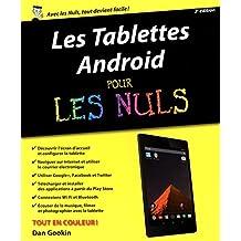 Les Tablettes Android pour les Nuls, 3e