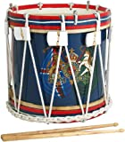Atlas military style side drum