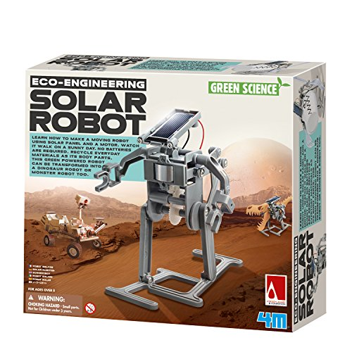 4m Solar-Roboter-Set