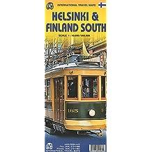FINLAND SOUTH/HELSINKI - 1/800.000-1/10.000
