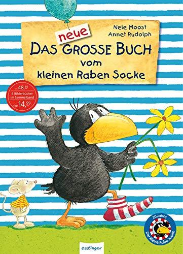 e: Das neue große Buch vom kleinen Raben Socke - Jubiläums-Relaunch ()