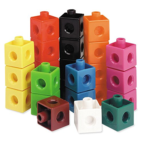 Learning Resources Snap Cubes (Set of 500) Ltd Snap