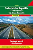 Tschechische Republik Superatlas, Autoatlas 1:150.000, freytag & berndt Autoatlanten