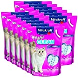 VITAKRAFT Katzenstreu Magic Clean Lavendel - 12 x 5 Liter