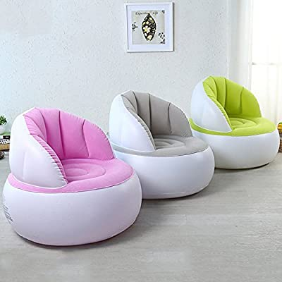 Portable Inflatable Lazy Bean Bag Sofa,Air Seat Chair for Kids and Adults - cheap UK light store.