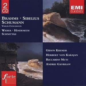 Brahms Schumann Conc