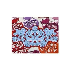 Marianne Design Elines Folklore Creatable sterben, blau