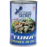 Oceans Secret Tuna Chunks in Oil, 425g