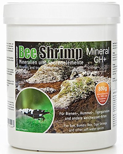 SaltyShrimp - Bee Shrimp Mineral GH+, 850 g