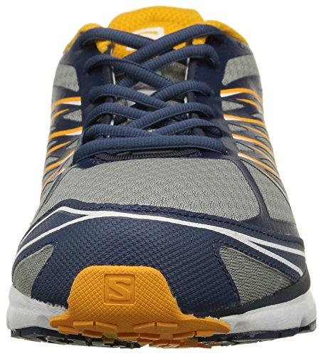 Salomon Herren, Sneaker, x-tour 2 mehrfarbig (Light Onix/Slateblue/Yellow Gold)