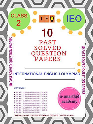 IEO__Class 2 - Past solved 10 que papers