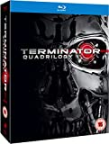Terminator 2: Judgment Day / Terminator 3: Rise of the Machines / Terminator Salvation / Terminator, the - Set [Blu-ray] [UK Import]