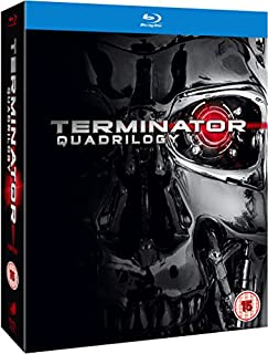 Terminator - Quadrilogy [Blu-ray] (B002H9WI0M) | Amazon price tracker / tracking, Amazon price history charts, Amazon price watches, Amazon price drop alerts