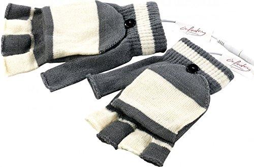 infactory Beheizbare USB Handschuhe