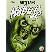 Complete Fritz Lang Mabuse Box Set