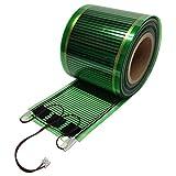 Spiegelheizung nach Maß 60 Watt / lfm - 24 cm Breit 130 cm Lang