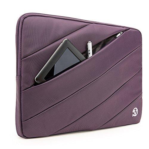 VanGoddy AD_NBKLEA113_117 Schutzhülle, 39,6 cm / 15,6 Zoll, violett