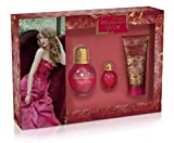Taylor Swift wonderstruck Enchanted Set (Eau de Parfum, crema corporal, Mini Eau de Parfum, incluye timbre) 1er Pack