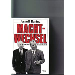 51j4wWLJxhL. SS300  - Machtwechsel: Die Ära Brandt - Scheel