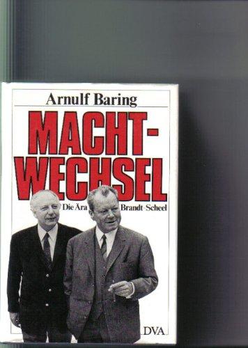 51j4wWLJxhL - Machtwechsel: Die Ära Brandt - Scheel