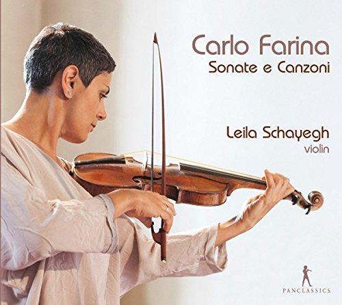 Farina: Violinsonaten - Sonate e Canzoni