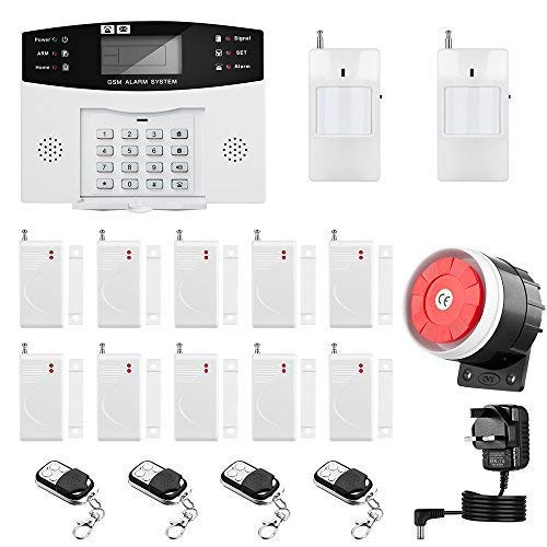 Home Security System, Thustar Pr...