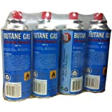 450/ml isobutane Mix Pack de 4 Campingaz cartouche de gaz de Valve CP 250