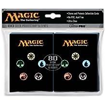 Ultra Pro 82123 - Fundas protectoras para cartas Magic (80 unidades)