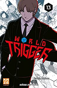 World Trigger Edition simple Tome 13