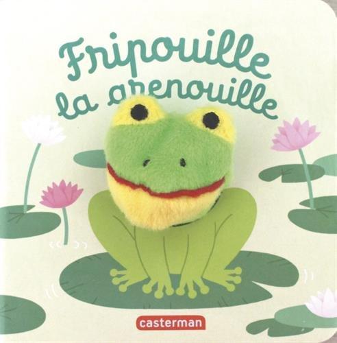 Les Bébêtes T58 - Fripouille la Grenouille par Hélène Chetaud