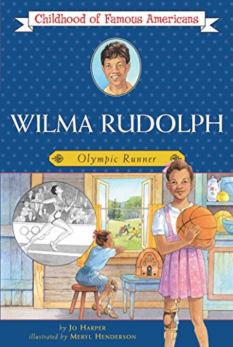 Wilma Rudolph: Olympic Runner (Childhood of Famous Americans) (English Edition)