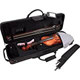 Protec PS144TL Travel Light Violin Pro Pac Case - Black