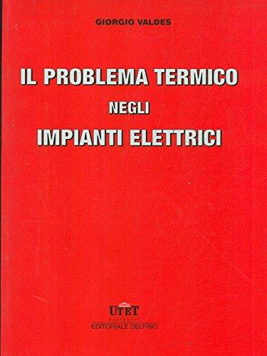 Il problema termico negli impianti elettrici