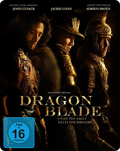 Dragon Blade - Steelbook (inkl. Digital Ultraviolet) [Blu-ray]