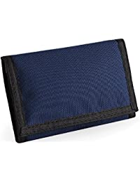 Cartera masculina BagBase BG40 con compartimento para monedas y ventana transparentes para carnets,…