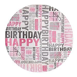 Neviti 674575feliz cumpleaños-placa